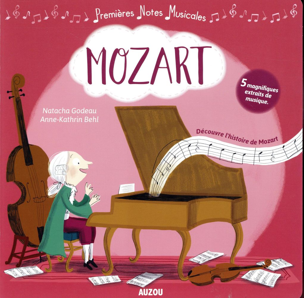 MOZART (COLL. PETITES NOTES MUSICALES)